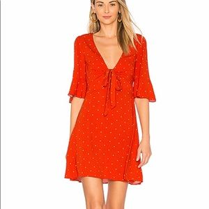 NWT Free People All Yours Mini Dress